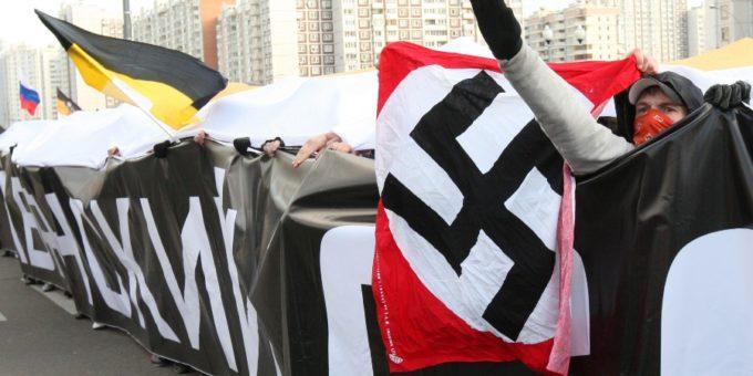 Антисемиты РФ издеваются над Наамой Иссахар по гитлеровским шаблонам 1