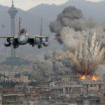 ВВС ЦАХАЛа атаковали объекты ХАМАСа в Газе в ответ на ракетный обстрел